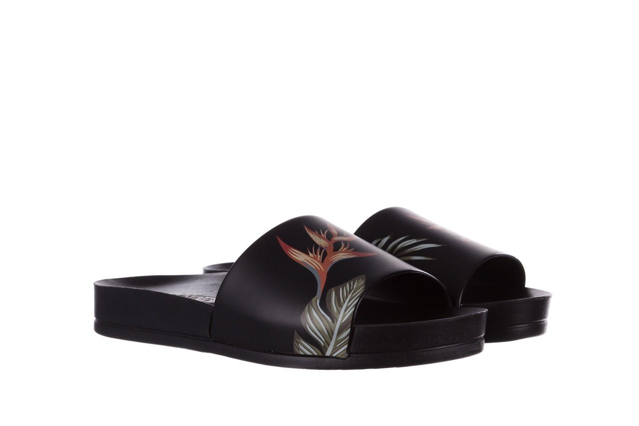 Klapki azaleia 290 196 black-orange, czarny, guma - azaleia - nasze marki 8