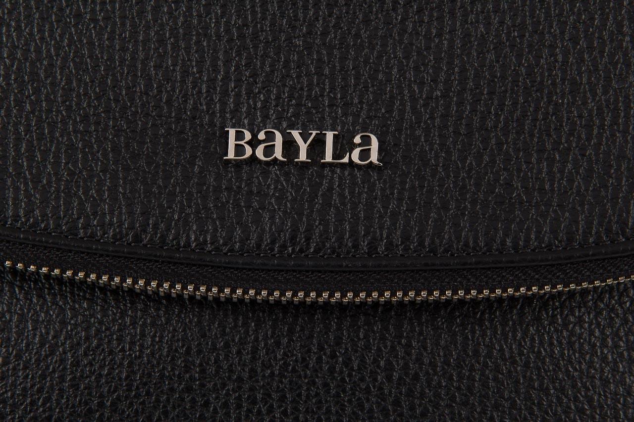 Bayla-165 torebka ivi czarna - bayla - nasze marki 8