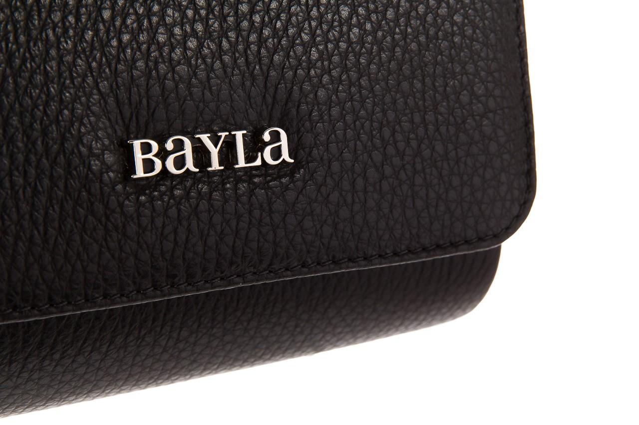 Torebka bayla-165 torebka camilla czarna, skóra naturalna  - bayla - nasze marki 8
