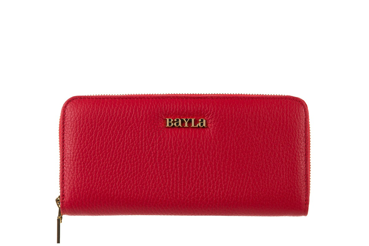 Bayla-165 portfel maddy czerwony - bayla - nasze marki 4