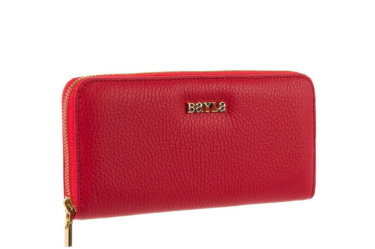 Bayla-165 portfel maddy czerwony - bayla - nasze marki 6