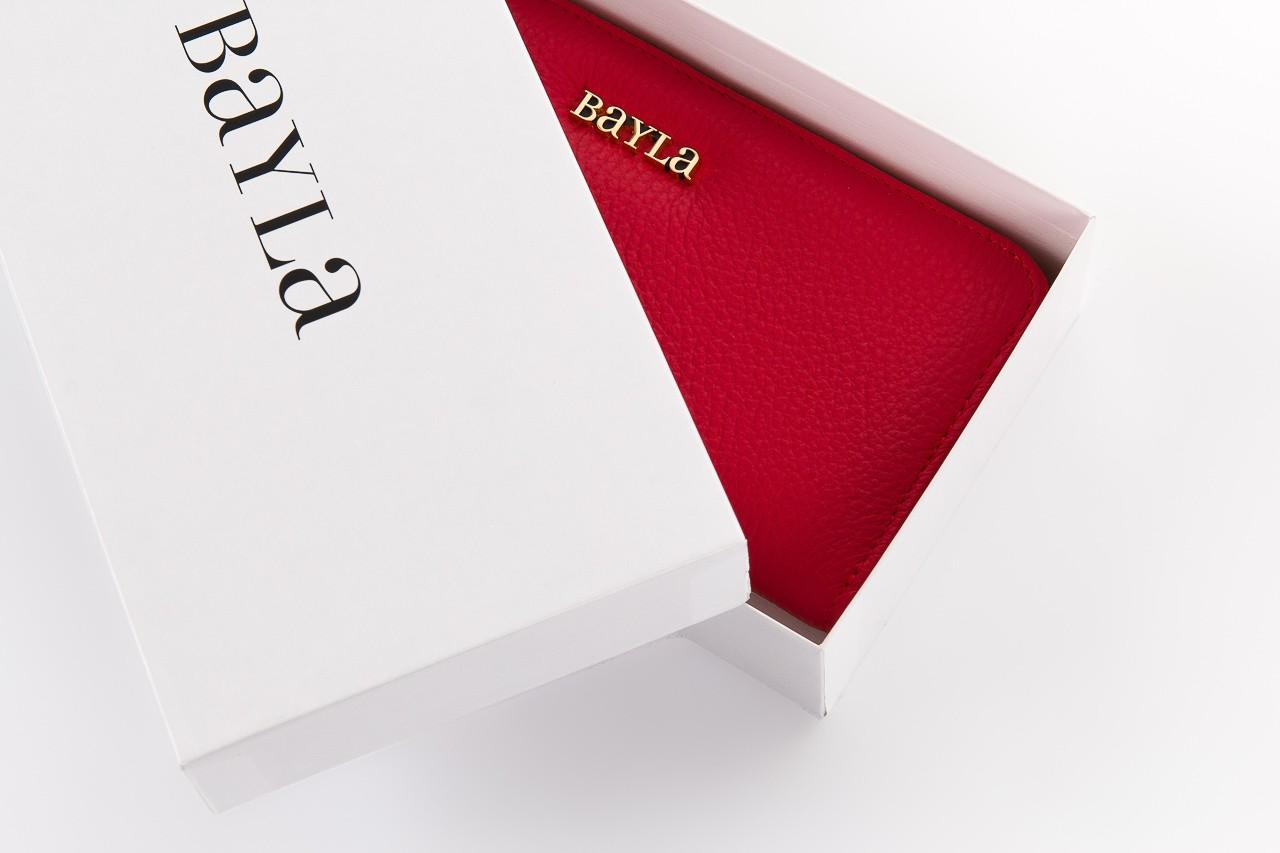 Bayla-165 portfel maddy czerwony - bayla - nasze marki 5