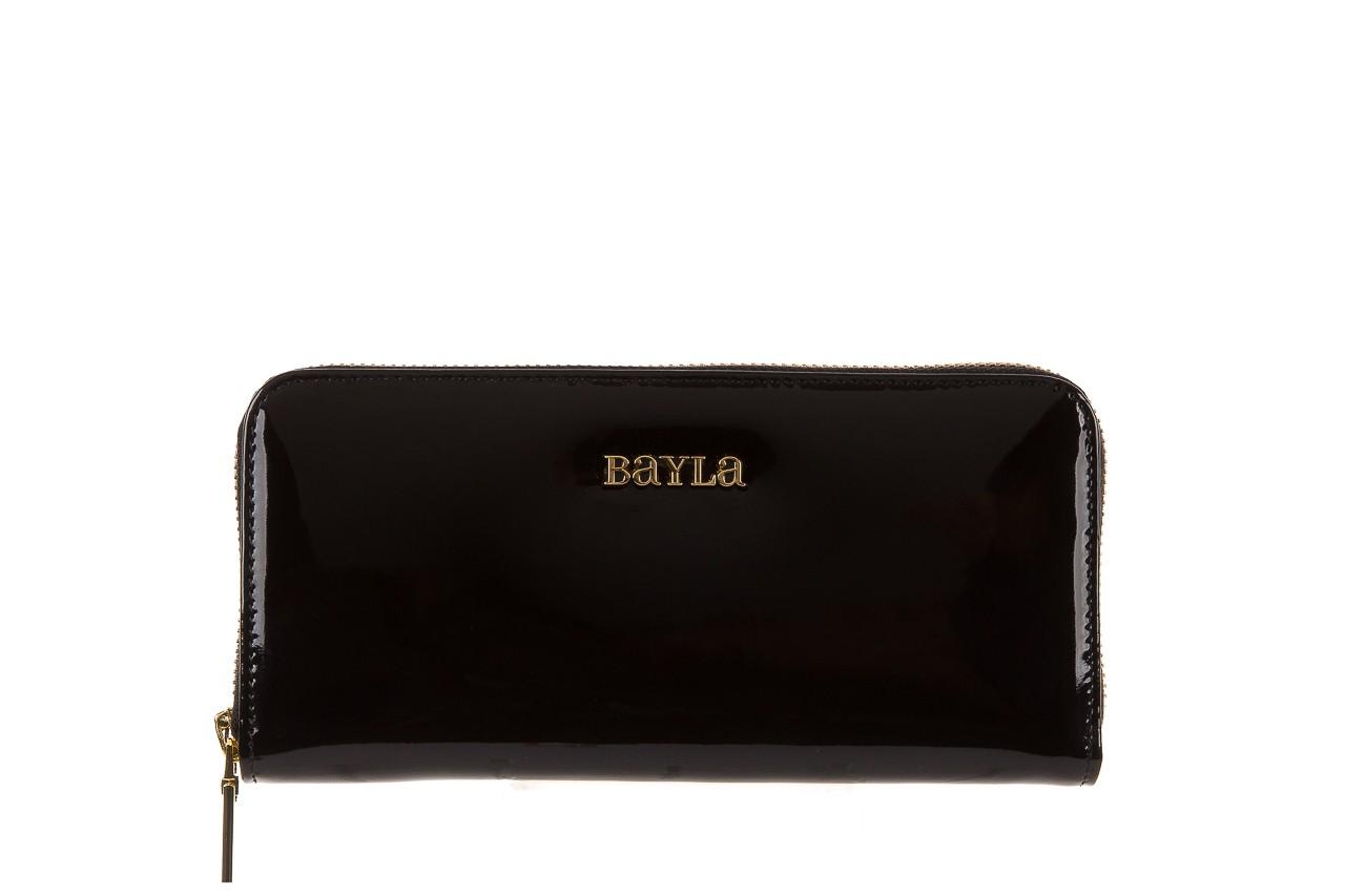 Bayla-165 portfel maddy czarny - akcesoria - kobieta - halloween do -30% 4