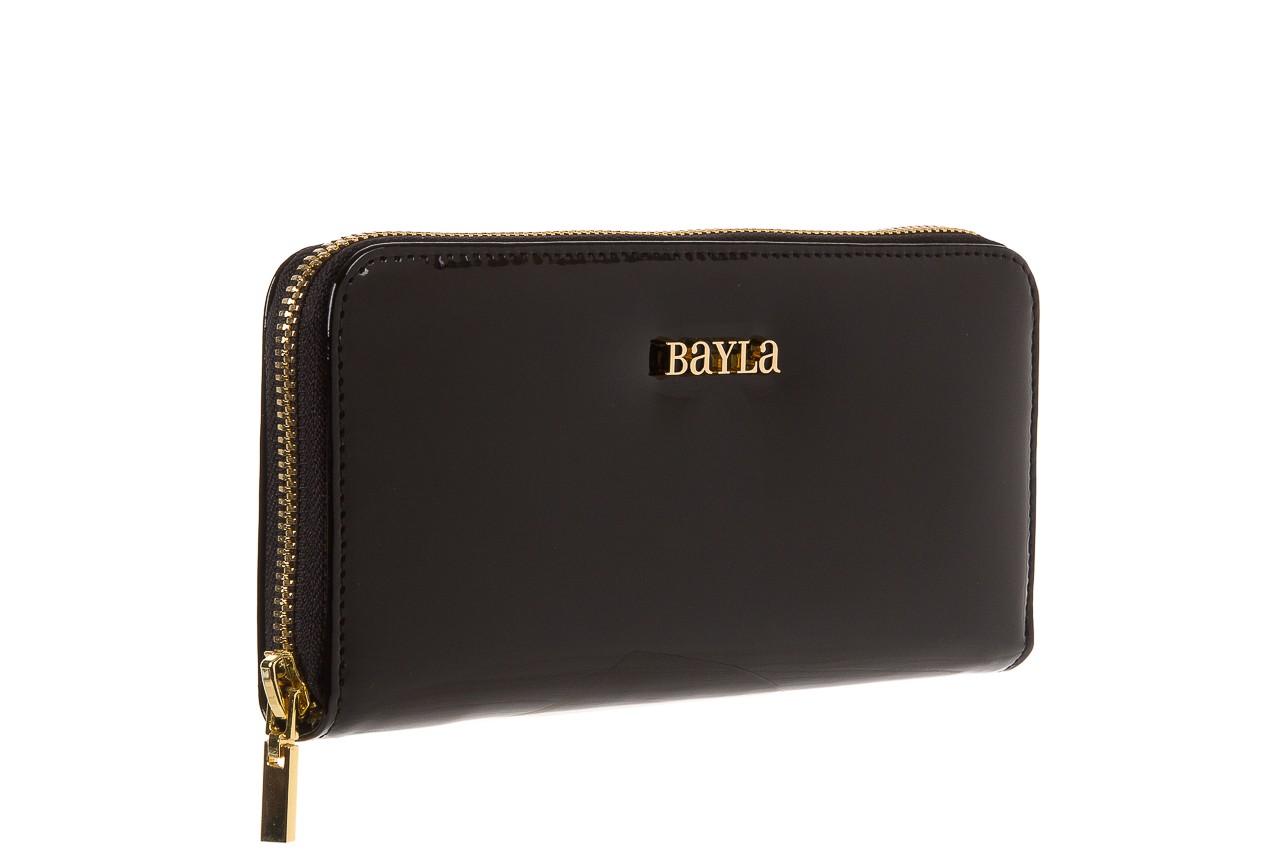 Bayla-165 portfel maddy czarny - akcesoria - kobieta - halloween do -30% 6