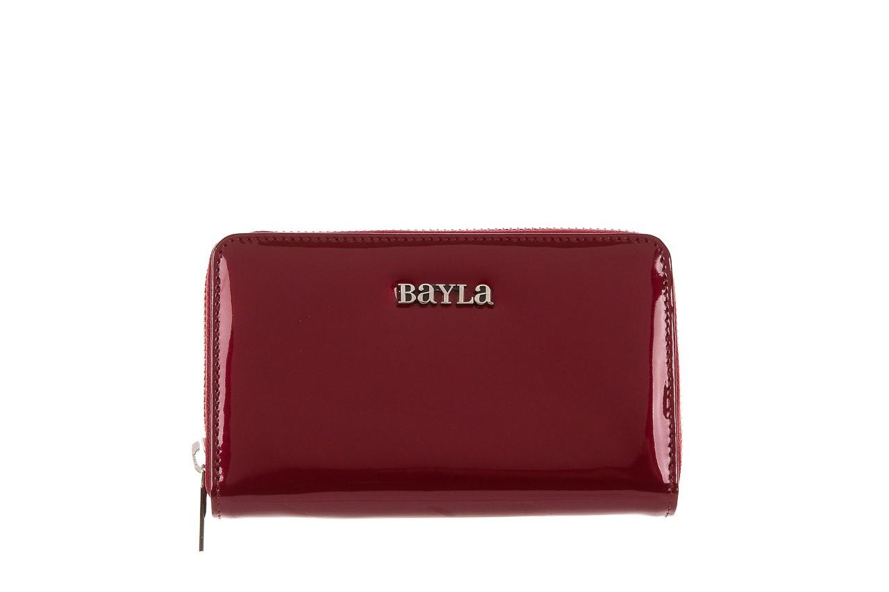 Bayla-165 portfel revel bordowy - akcesoria - kobieta - halloween do -30% 4