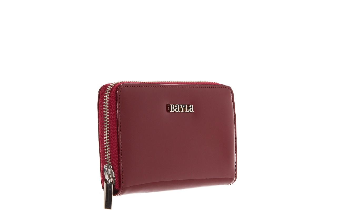 Bayla-165 portfel revel bordowy - akcesoria - kobieta - halloween do -30% 6