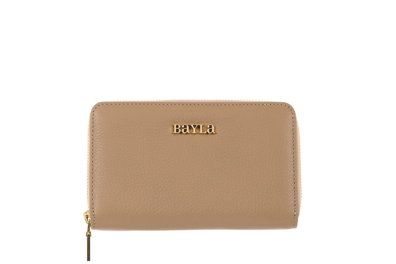 Bayla-165 portfel revel beżowy - bayla - nasze marki 4