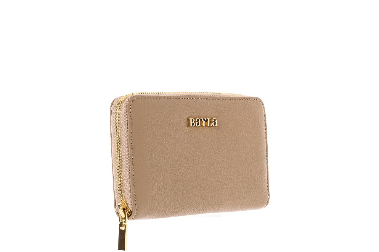 Bayla-165 portfel revel beżowy - bayla - nasze marki 6