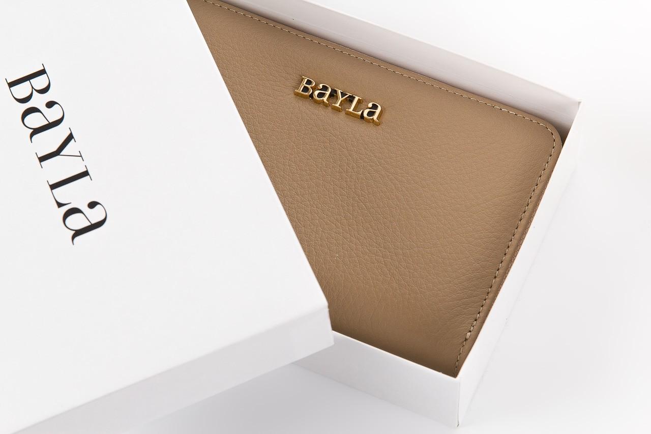 Bayla-165 portfel revel beżowy - bayla - nasze marki 5