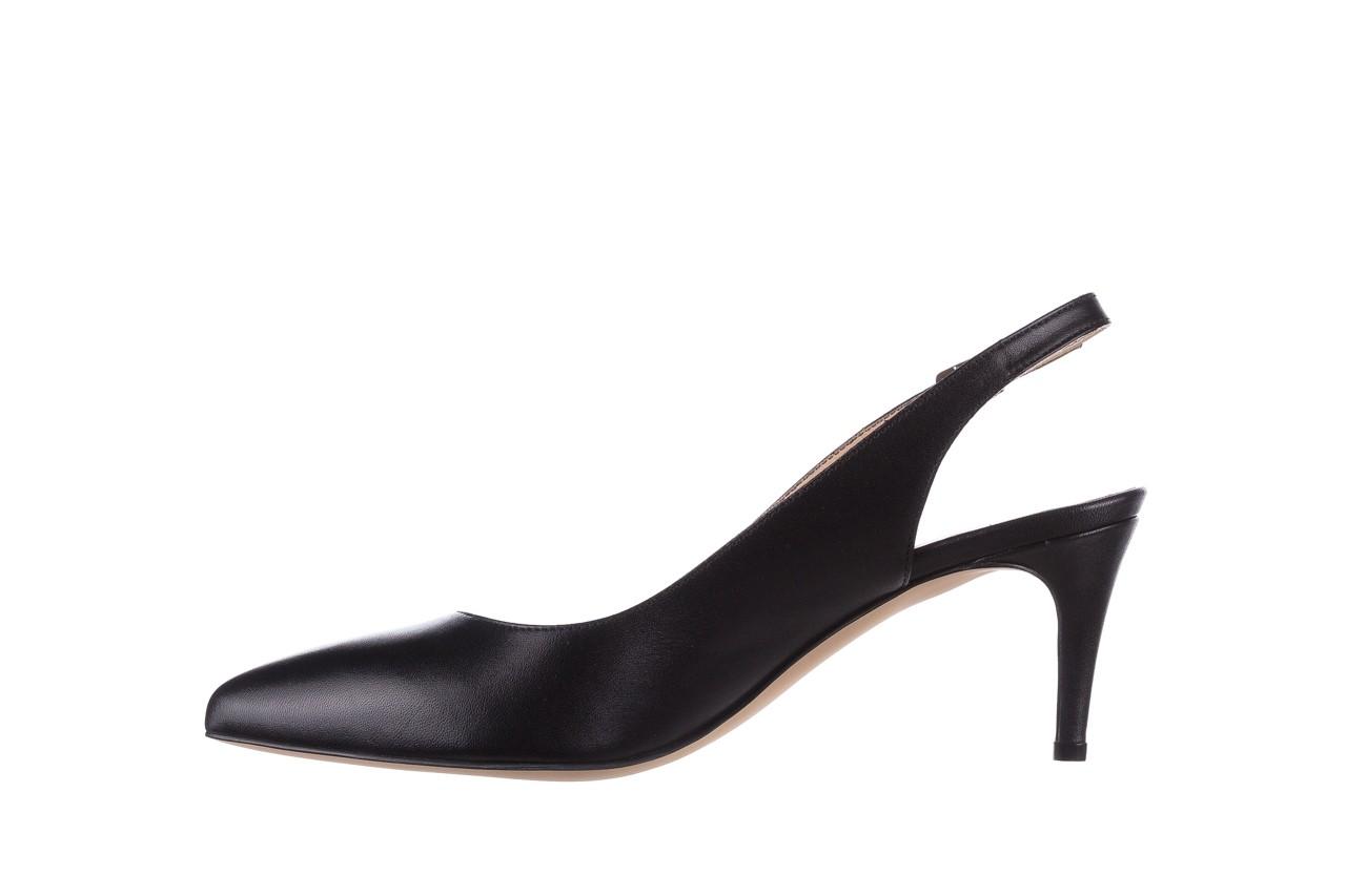 Sandały bayla-182 18014 czarne lico, skóra naturalna  - skórzane - szpilki - buty damskie - kobieta 8