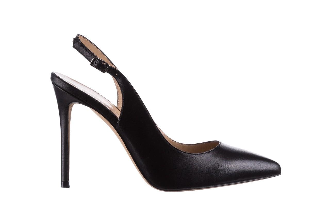 Sandały bayla-182 18122 czarne lico, skóra naturalna  - skórzane - szpilki - buty damskie - kobieta 6