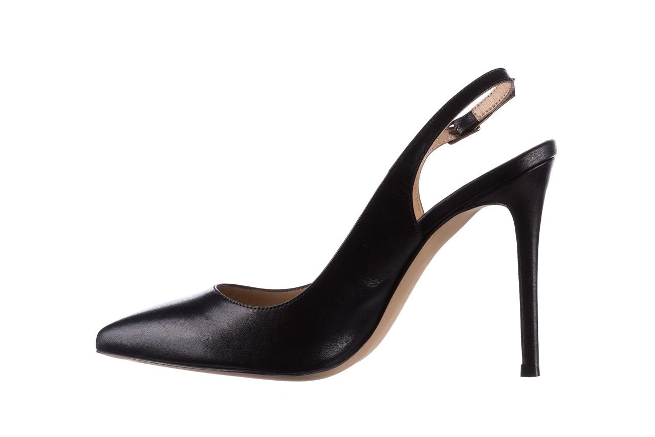 Sandały bayla-182 18122 czarne lico, skóra naturalna  - skórzane - szpilki - buty damskie - kobieta 8