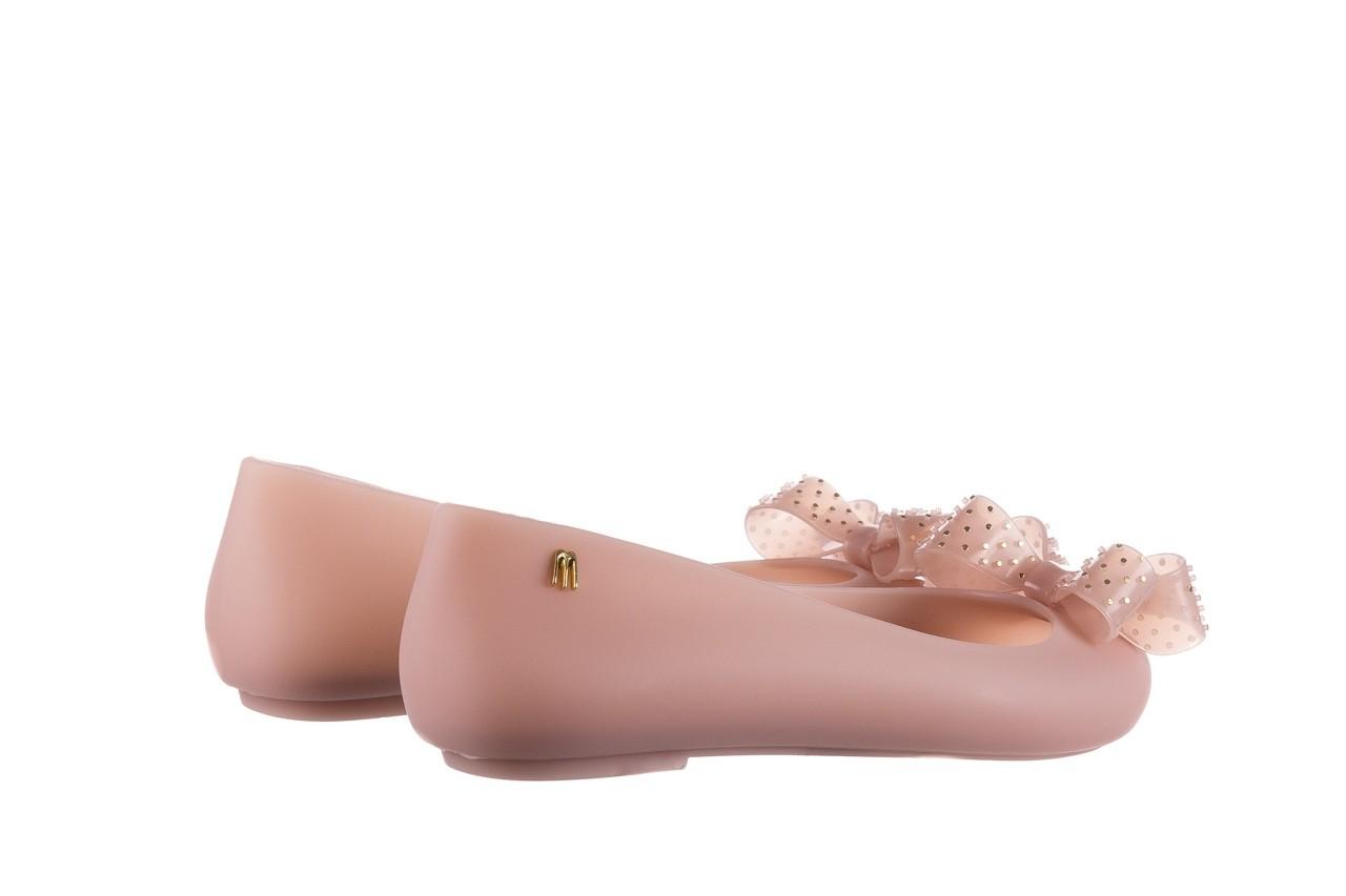 Baleriny melissa space love vi me ad light pink, róż, guma - melissa - nasze marki 10