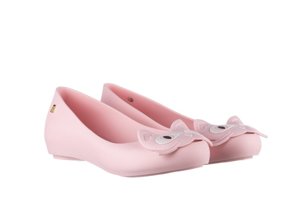 Baleriny melissa ultragirl cat ii ad pink, róż, guma - baleriny - melissa - nasze marki 8