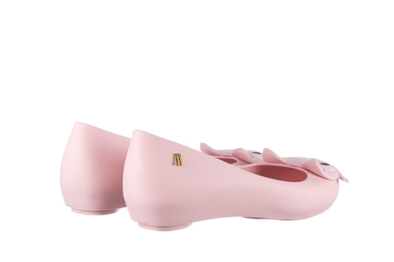 Baleriny melissa ultragirl cat ii ad pink, róż, guma - baleriny - melissa - nasze marki 10