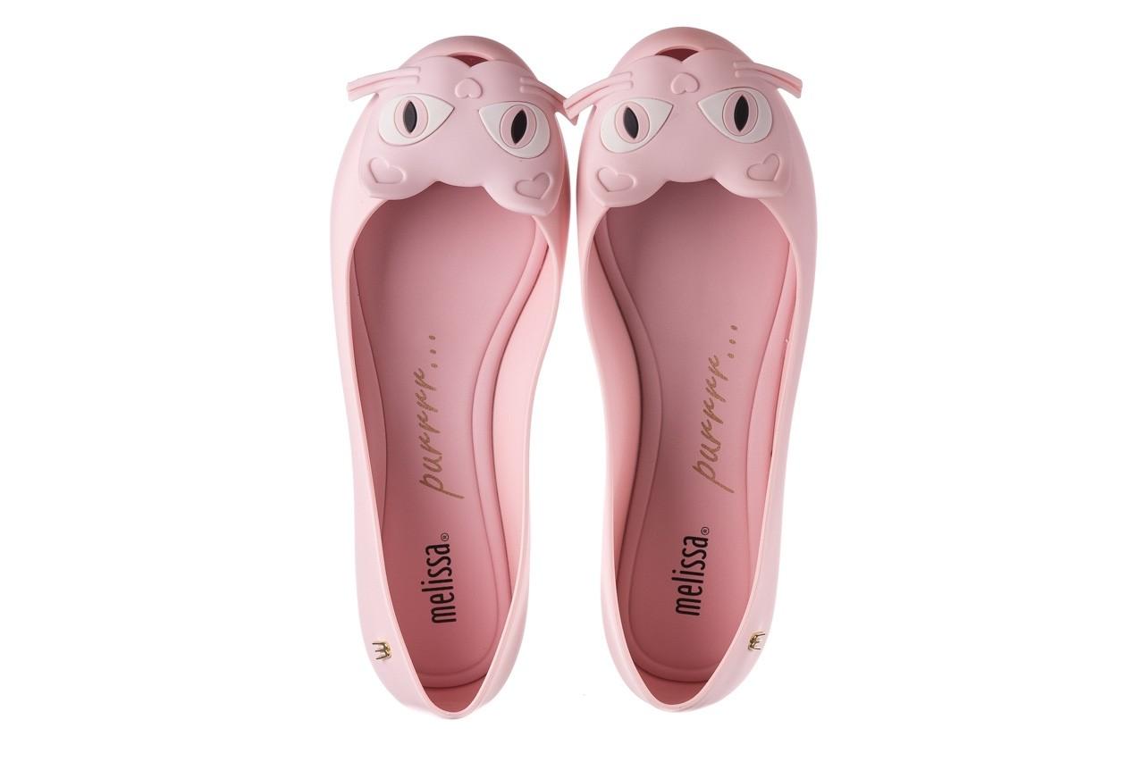 Baleriny melissa ultragirl cat ii ad pink, róż, guma - baleriny - melissa - nasze marki 11