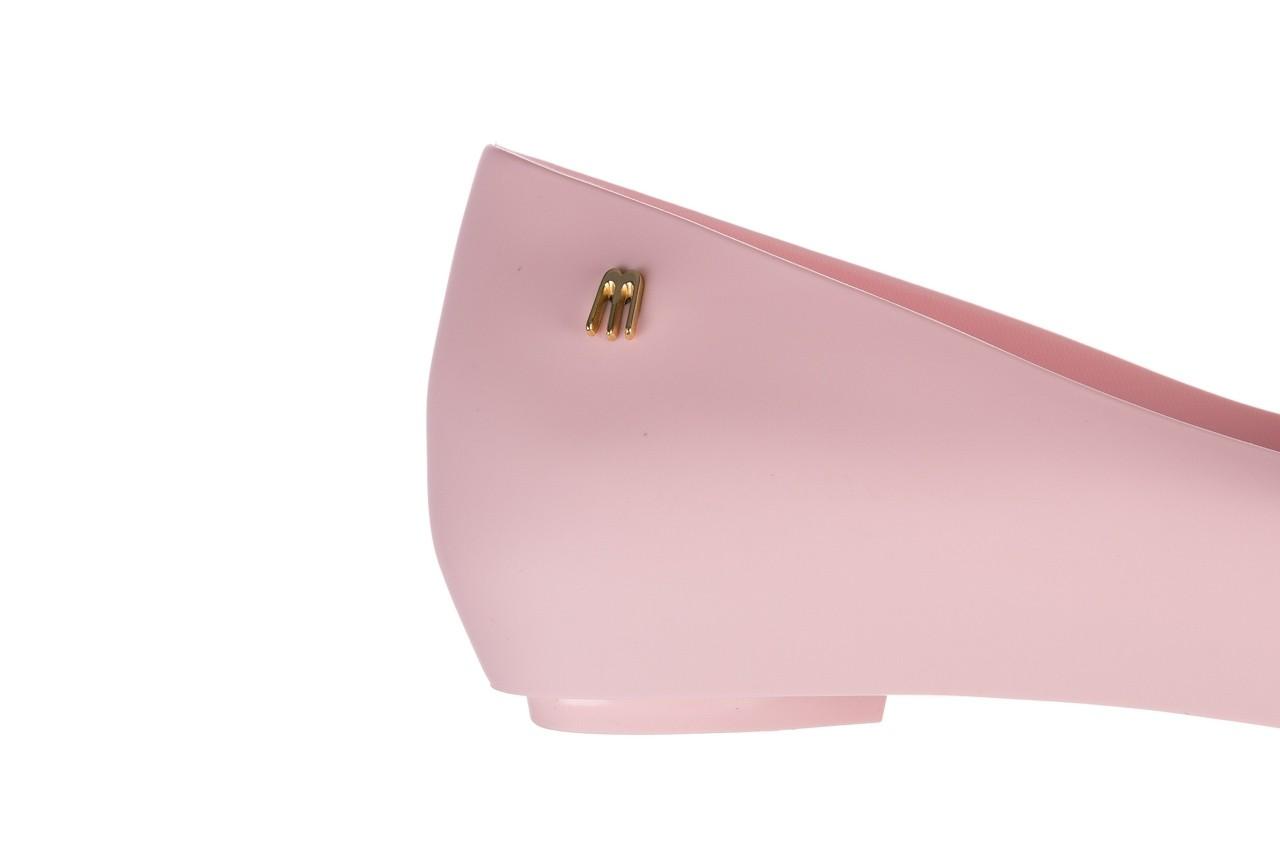 Baleriny melissa ultragirl cat ii ad pink, róż, guma - baleriny - melissa - nasze marki 13