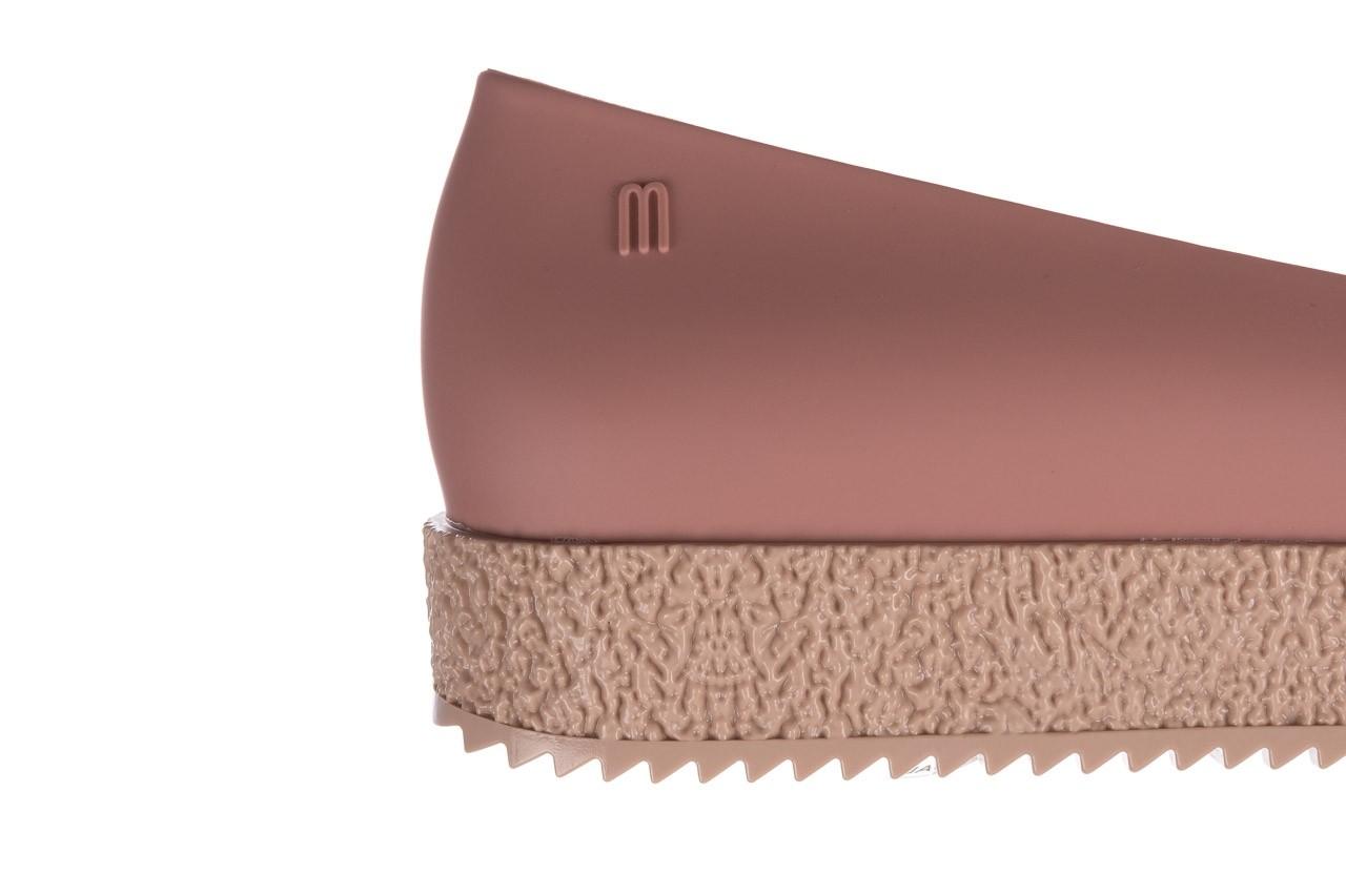 Baleriny melissa puzzle ad pink beige, róż, guma - melissa - nasze marki 14