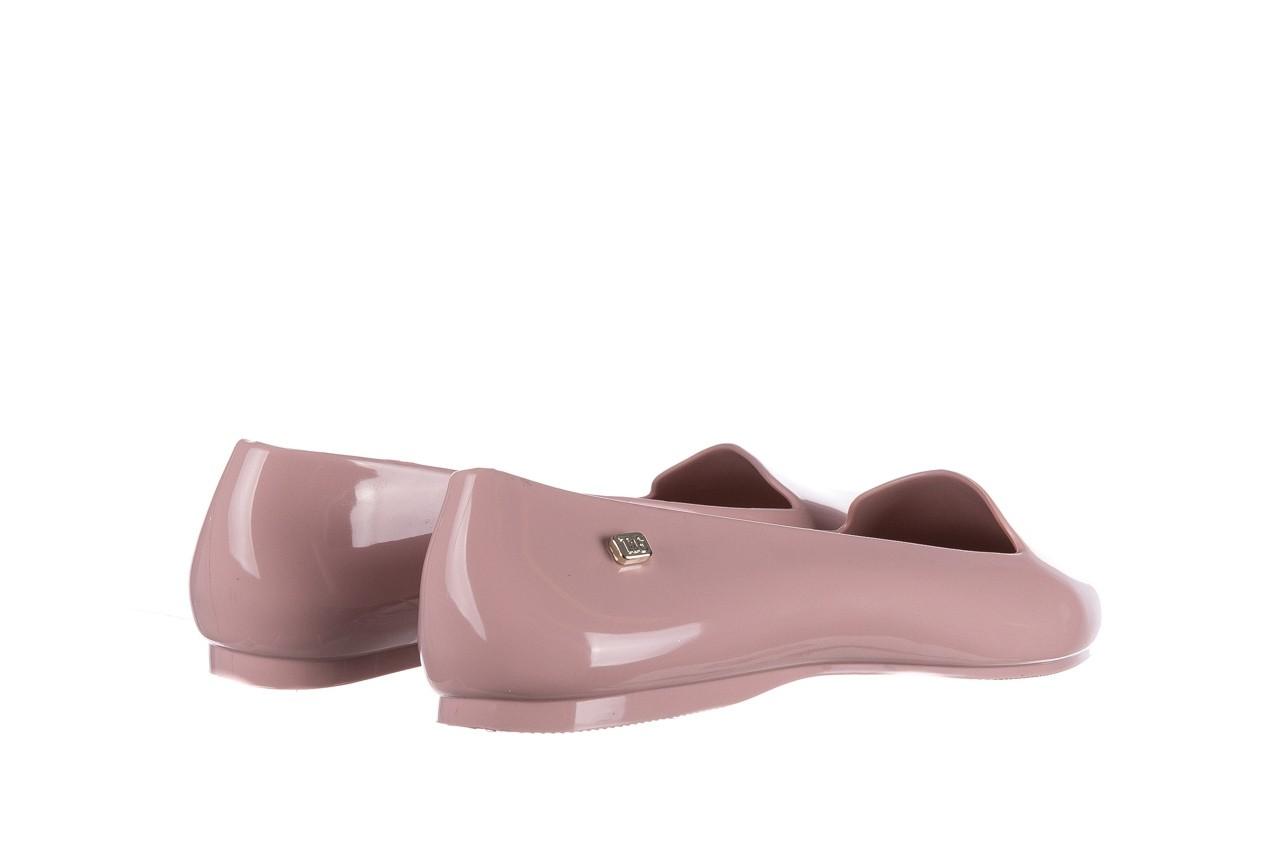 Baleriny t&g fashion 22-1444999 rosa, róż, guma - gumowe - baleriny - buty damskie - kobieta 10