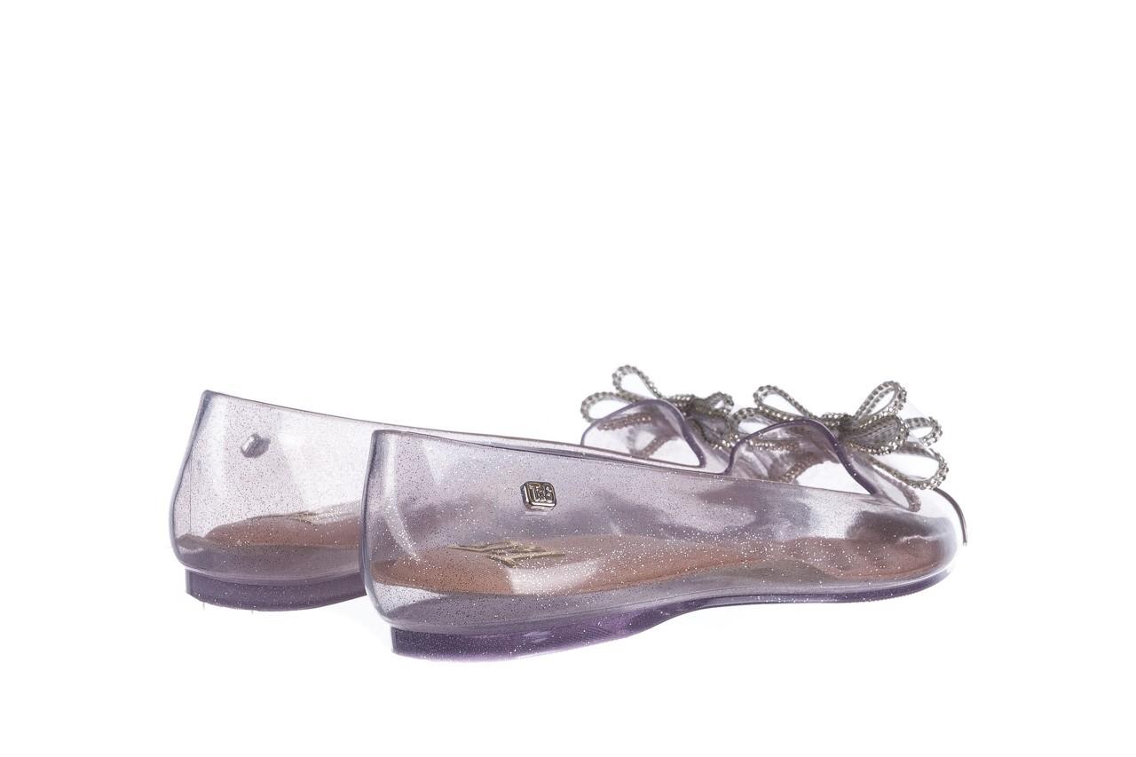 Baleriny t&g fashion 22-1444997 prata, srebro, guma  - tg - nasze marki 10