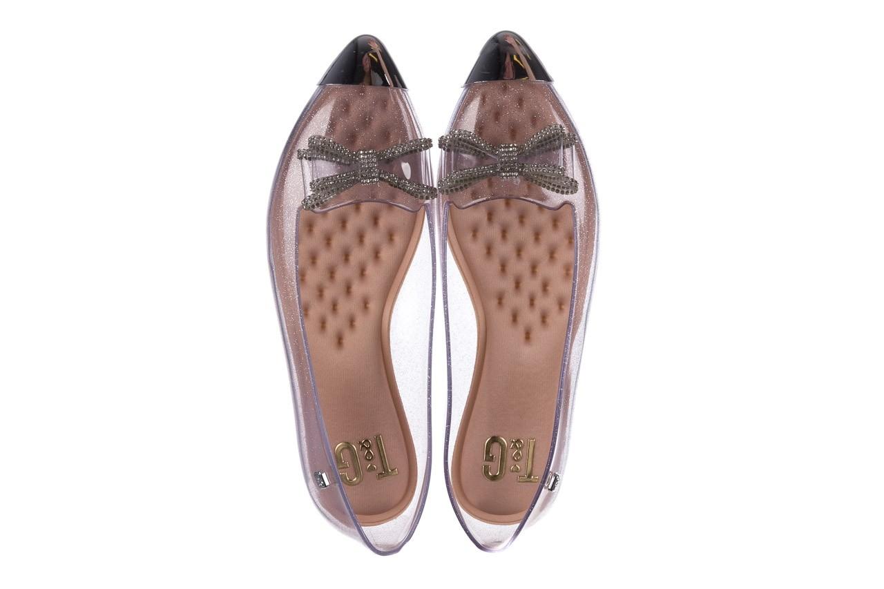 Baleriny t&g fashion 22-1444997 prata, srebro, guma  - tg - nasze marki 11