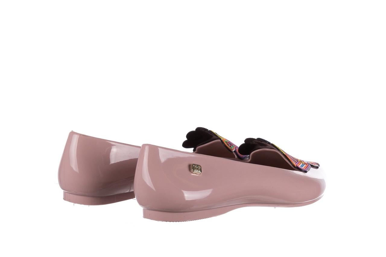 Baleriny t&g fashion 22-1444998 rosa, róż, guma - tg - nasze marki 10
