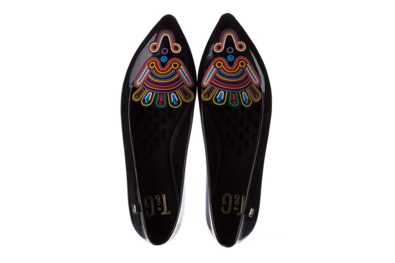 Baleriny t&g fashion 22-1444998 preto, czarny, guma - tg - nasze marki 11
