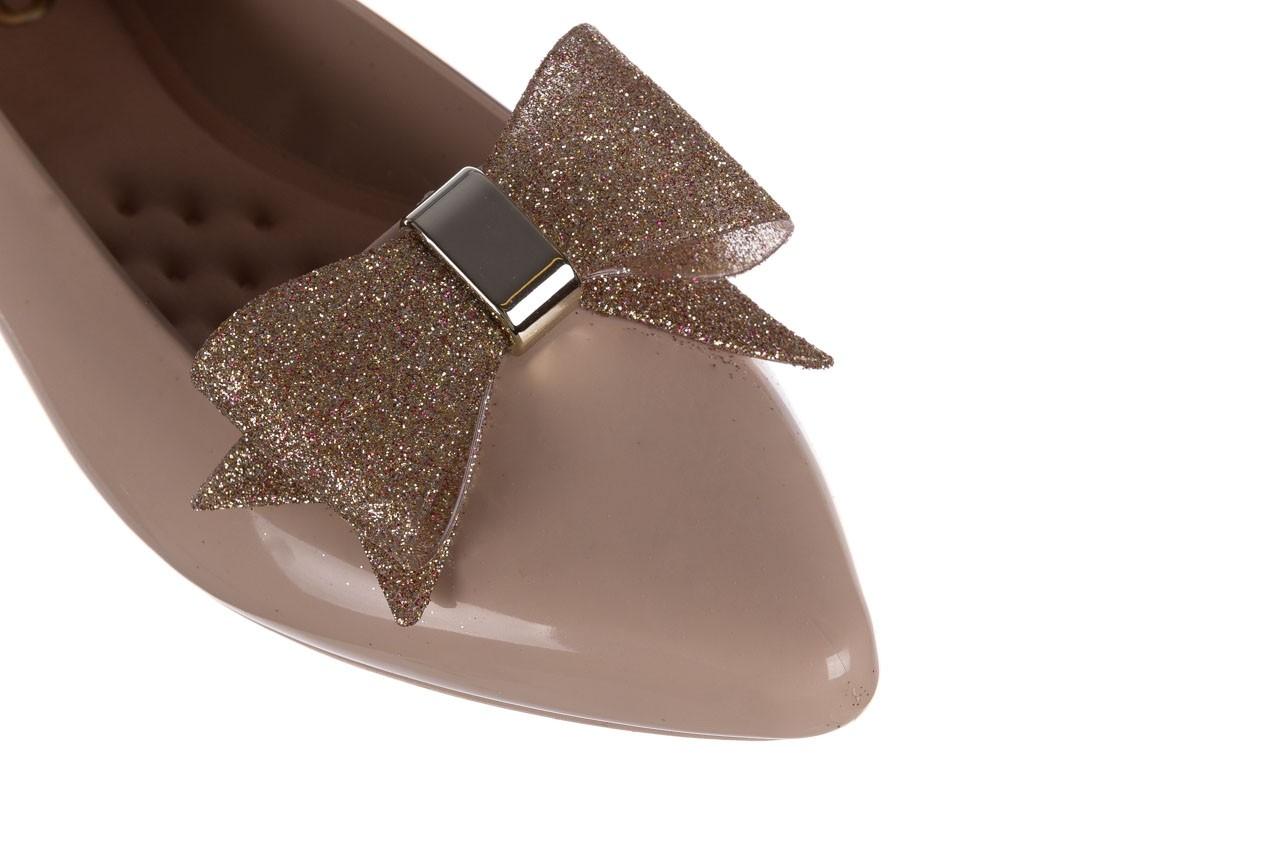 Baleriny t&g fashion 22-1448315 nude, beż, guma - tg - nasze marki 12