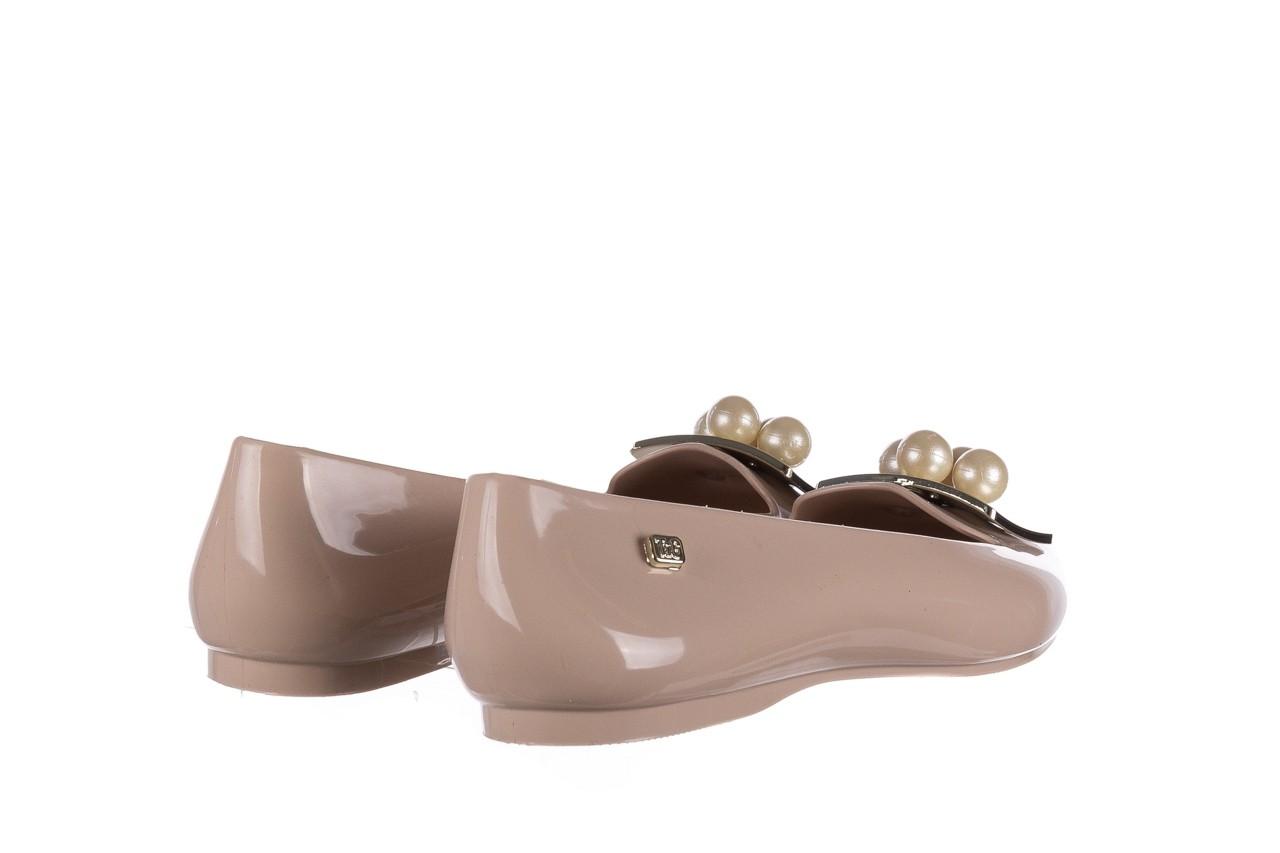 Baleriny t&g fashion 22-1448846 nude, beż, guma - baleriny - dla niej  - sale 10