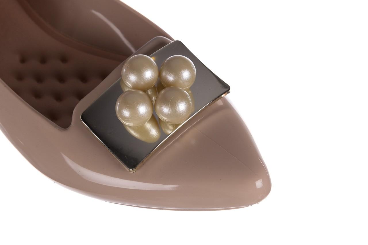 Baleriny t&g fashion 22-1448846 nude, beż, guma - baleriny - dla niej  - sale 12