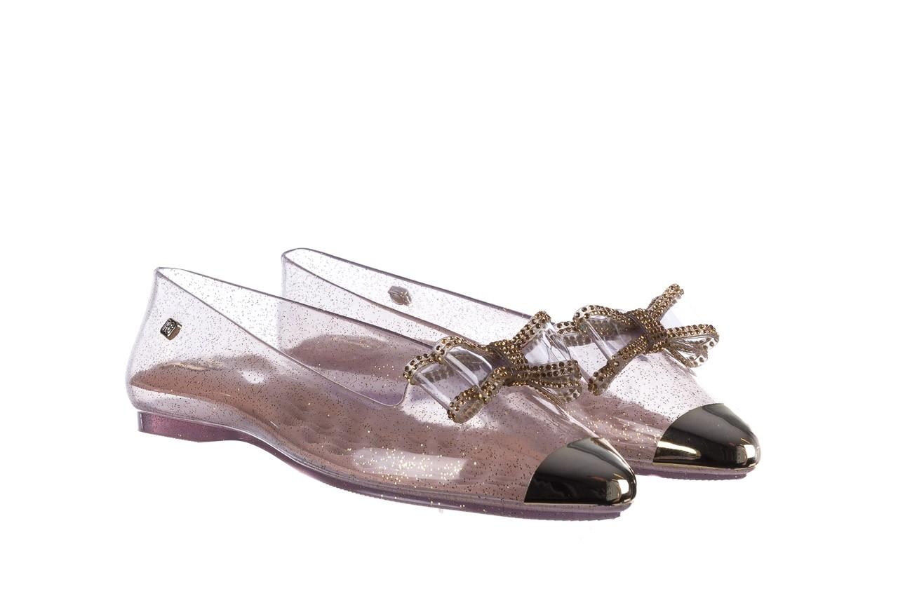 Baleriny t&g fashion 22-1444997 ouro, złoty, guma - tg - nasze marki 8