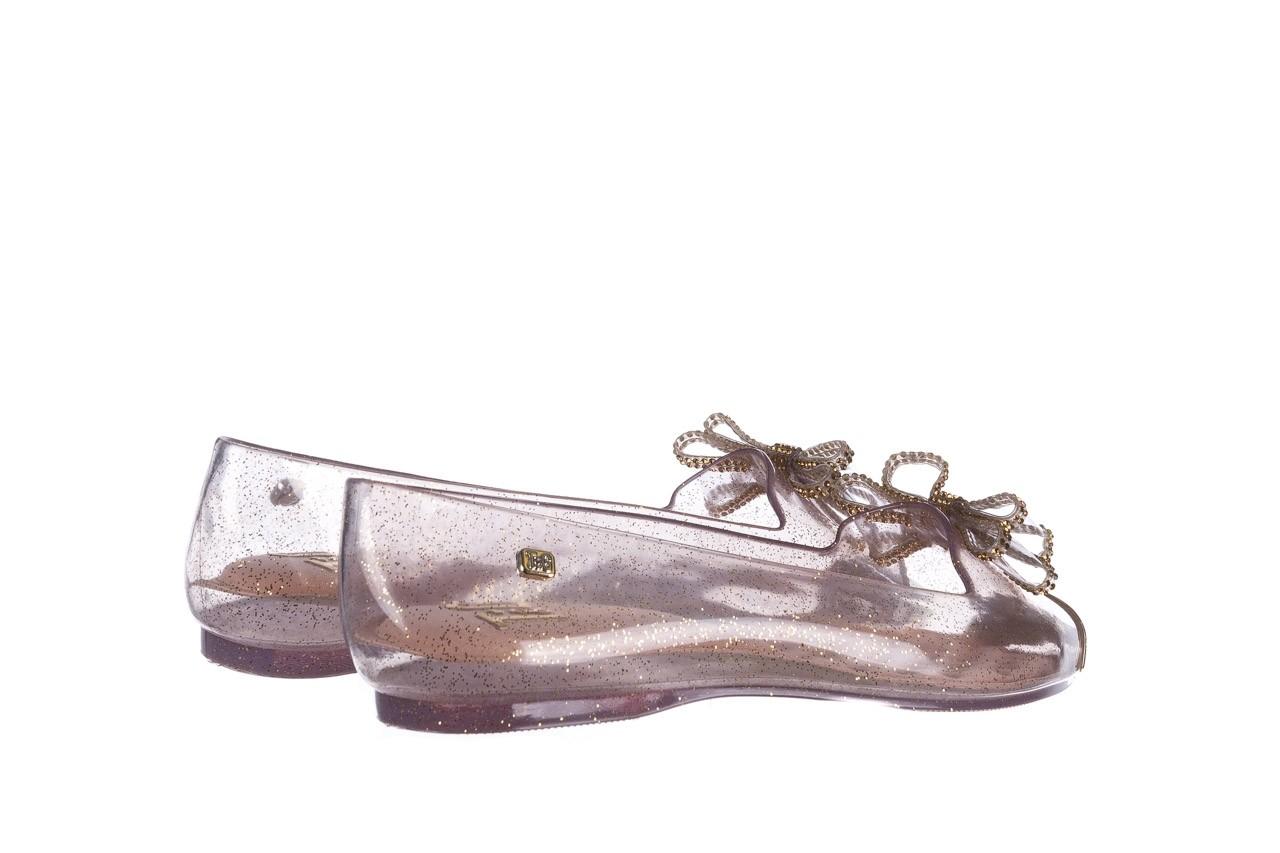 Baleriny t&g fashion 22-1444997 ouro, złoty, guma - tg - nasze marki 10