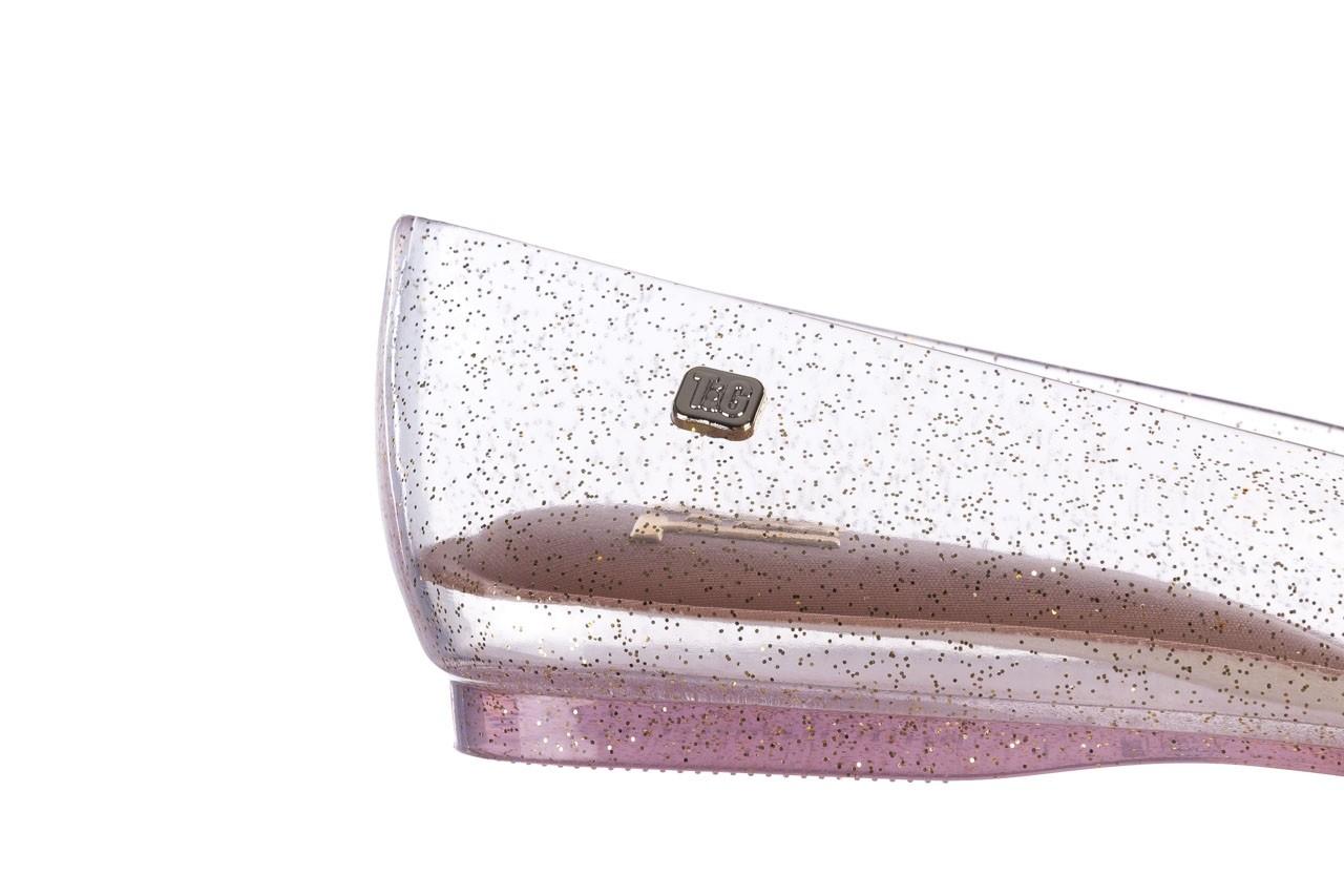 Baleriny t&g fashion 22-1444997 ouro, złoty, guma - tg - nasze marki 13