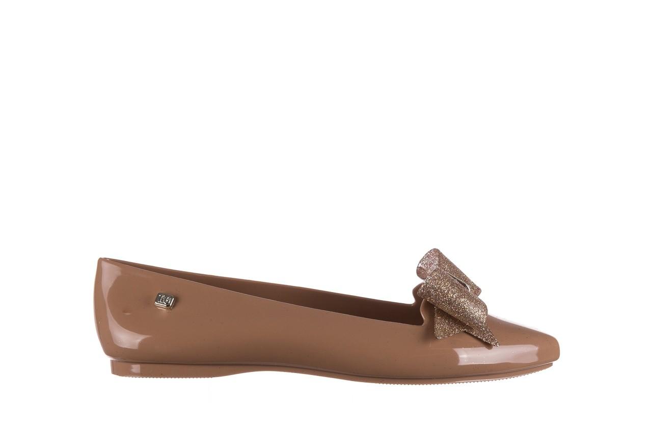 Baleriny t&g fashion 22-1448315 camel, brąz, guma - tg - nasze marki 7