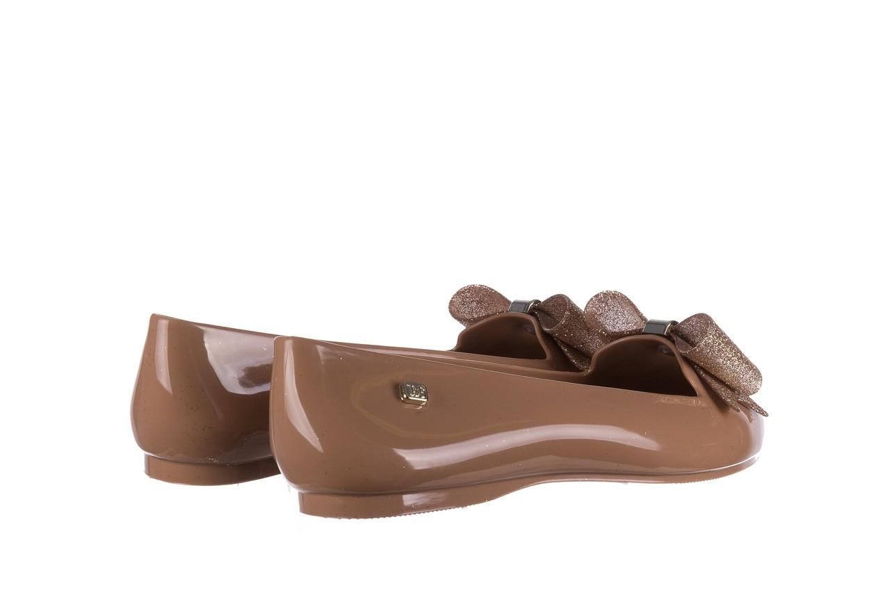 Baleriny t&g fashion 22-1448315 camel, brąz, guma - tg - nasze marki 10