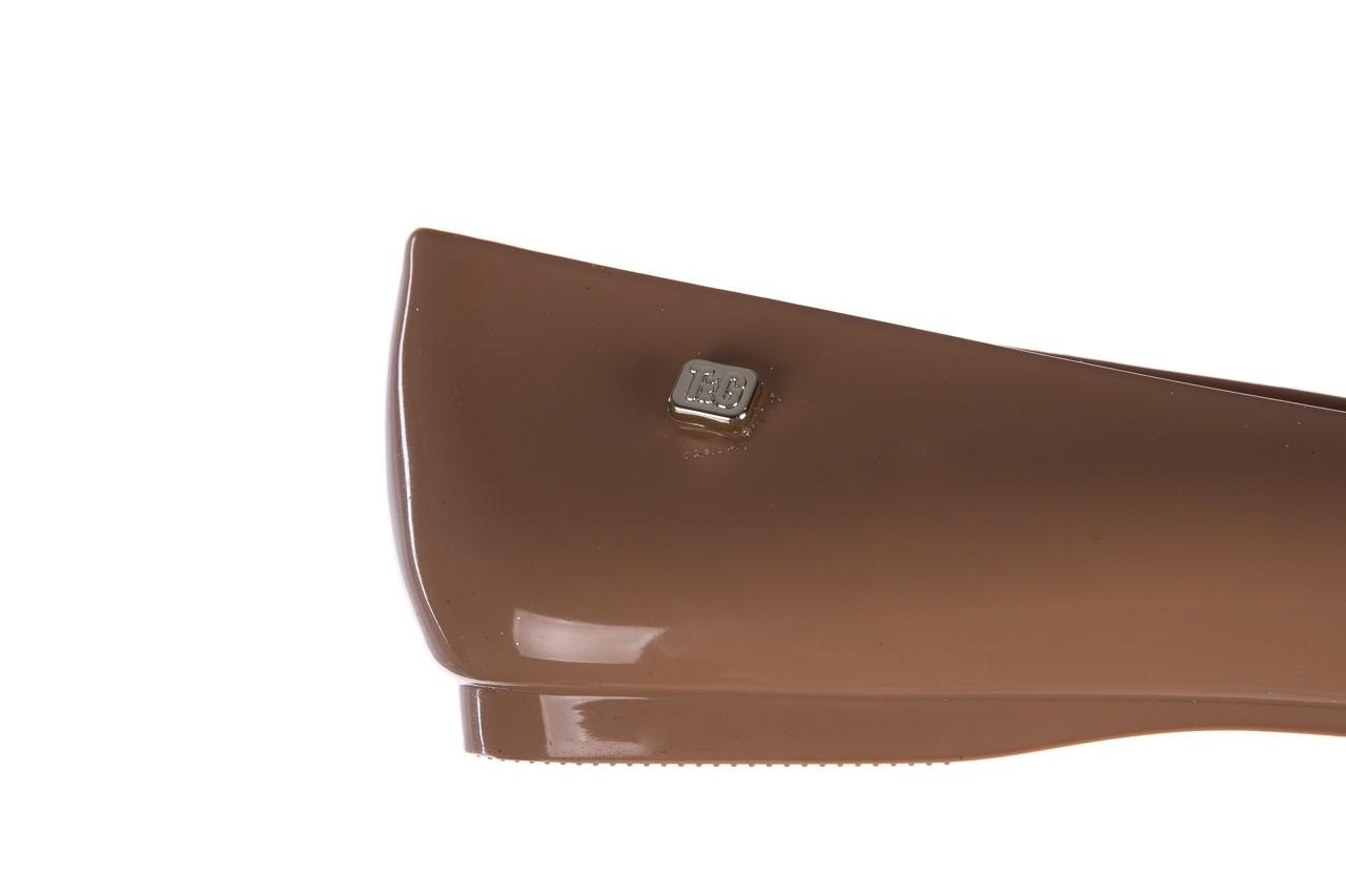 Baleriny t&g fashion 22-1448315 camel, brąz, guma - tg - nasze marki 13
