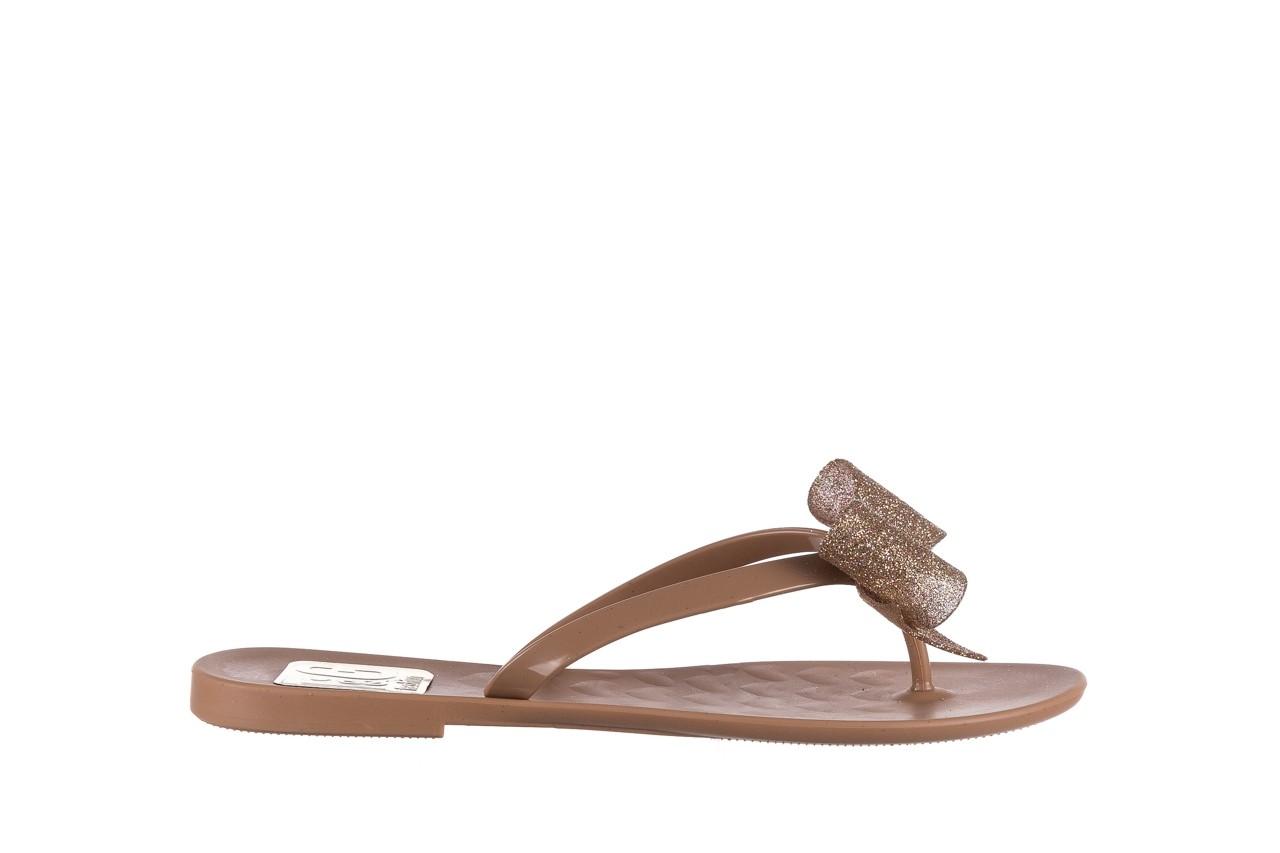 Klapki t&g fashion 22-1368315 camel, brąz, guma - tg - nasze marki 7