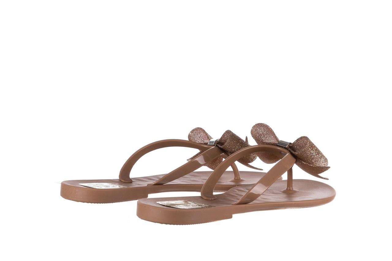 Klapki t&g fashion 22-1368315 camel, brąz, guma - tg - nasze marki 10