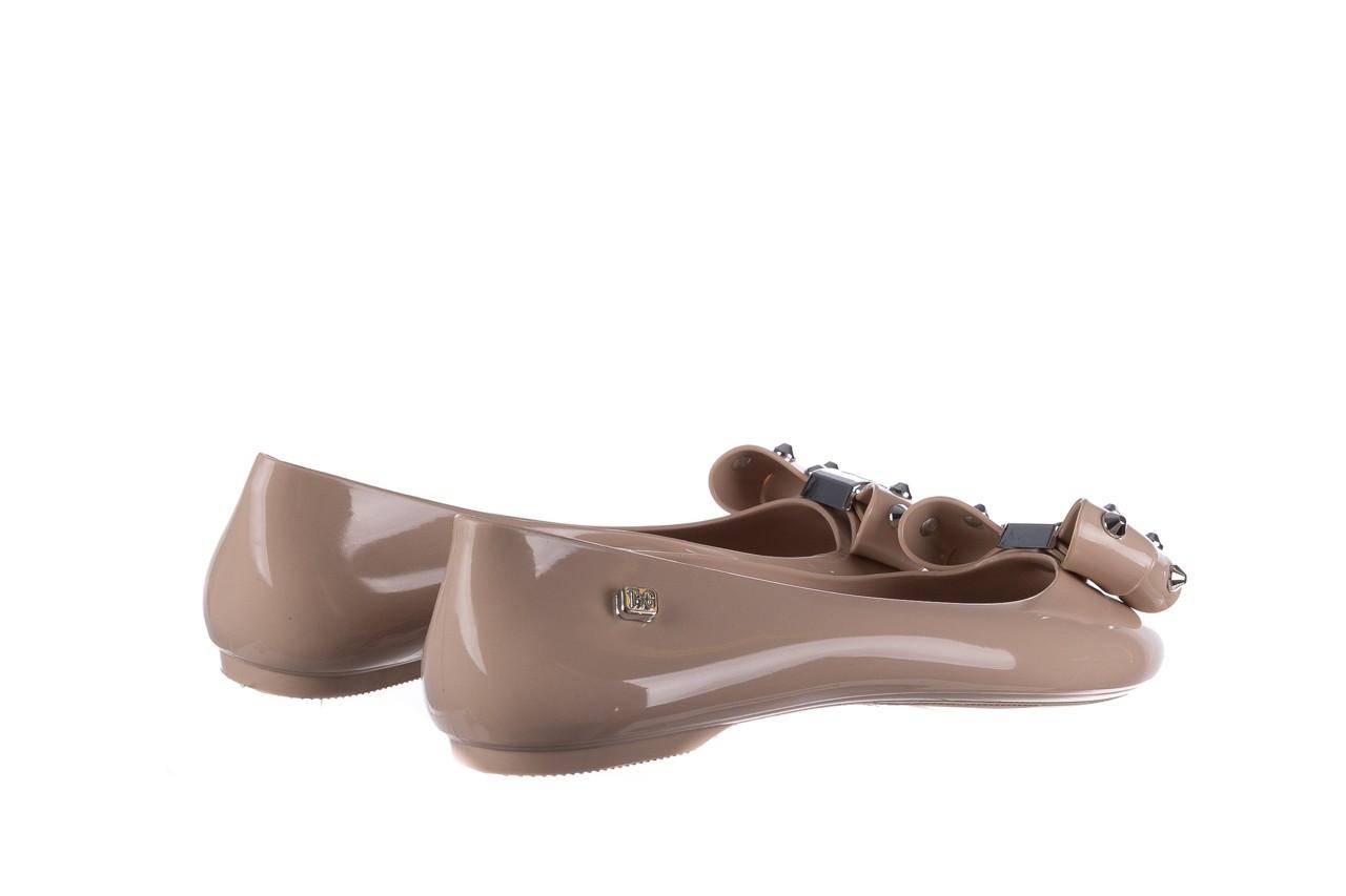 Baleriny t&g fashion 22-1458679 nude, beż, guma - baleriny - dla niej  - sale 10