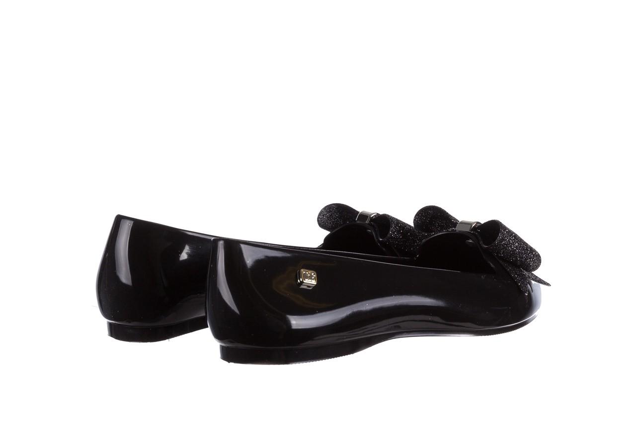 Baleriny t&g fashion 22-1448315 preto, czarny, guma 10