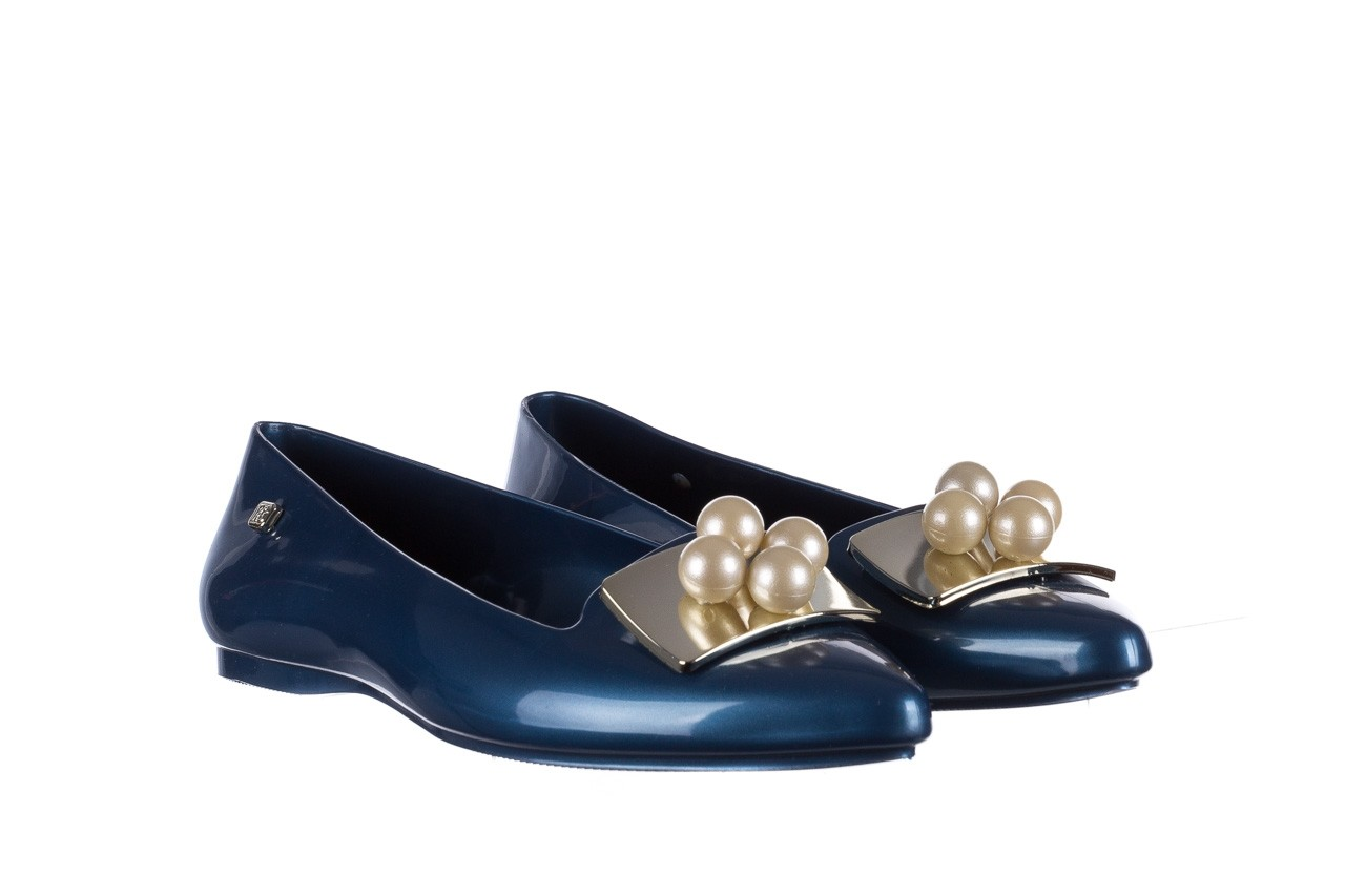 Baleriny t&g fashion 22-1448846 azul nautico, niebieski, guma - tg - nasze marki 8