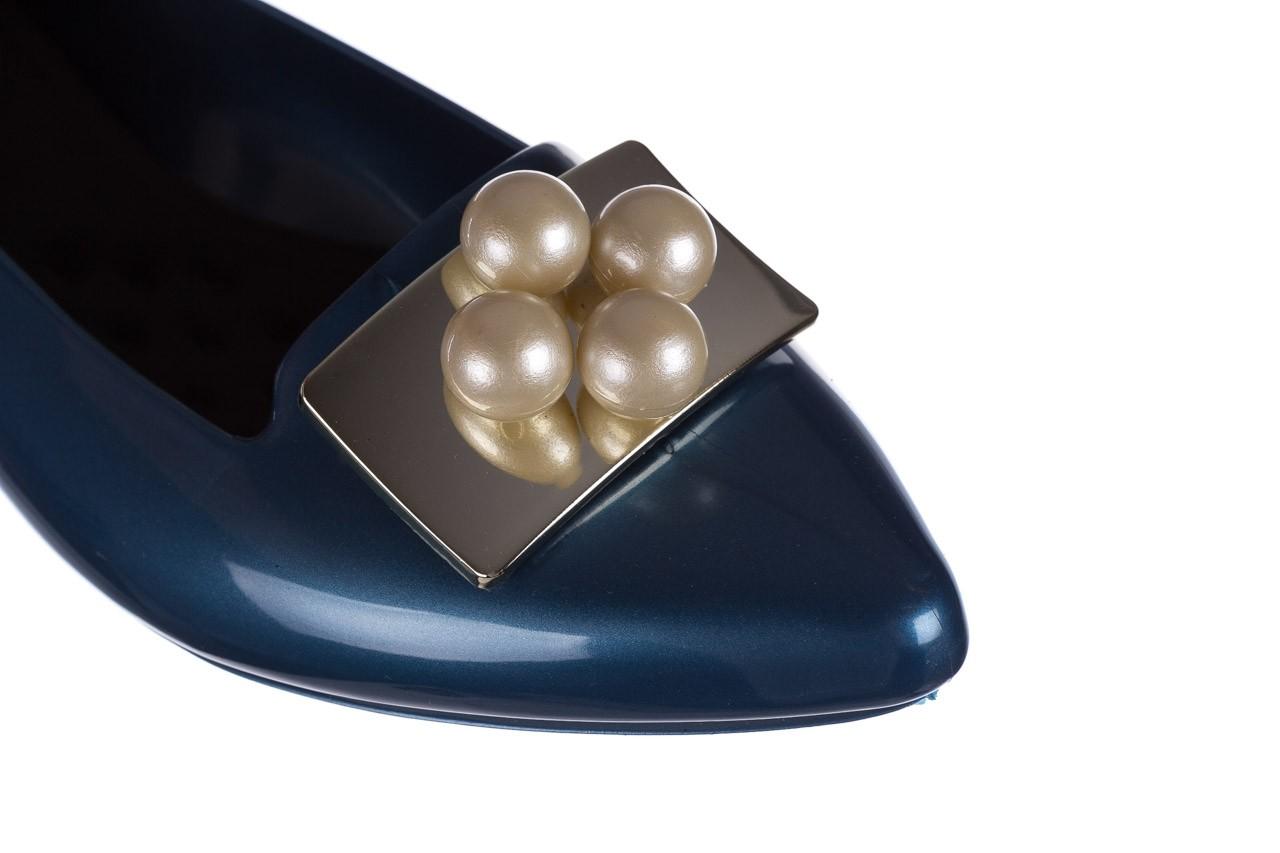 Baleriny t&g fashion 22-1448846 azul nautico, niebieski, guma - tg - nasze marki 12