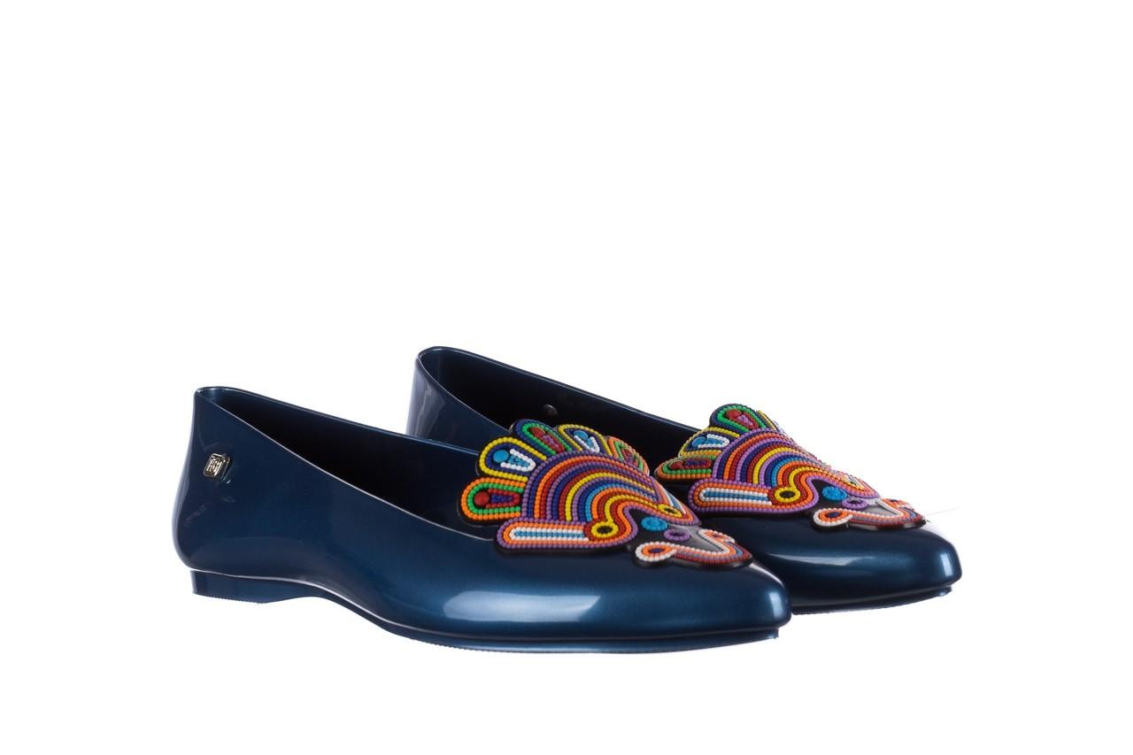 Baleriny t&g fashion 22-1444998 azul nautico, niebieski, guma - tg - nasze marki 8