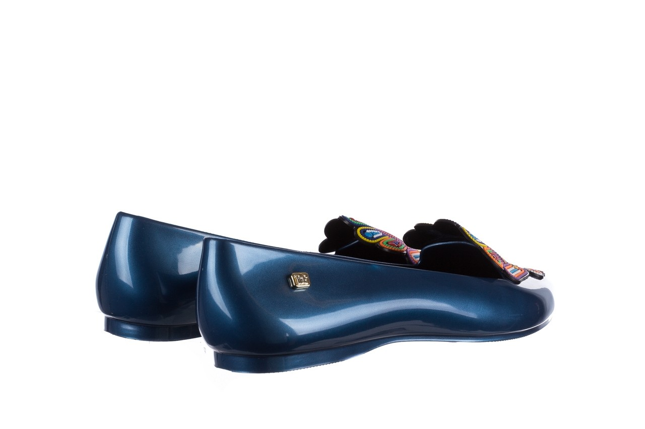 Baleriny t&g fashion 22-1444998 azul nautico, niebieski, guma - tg - nasze marki 10