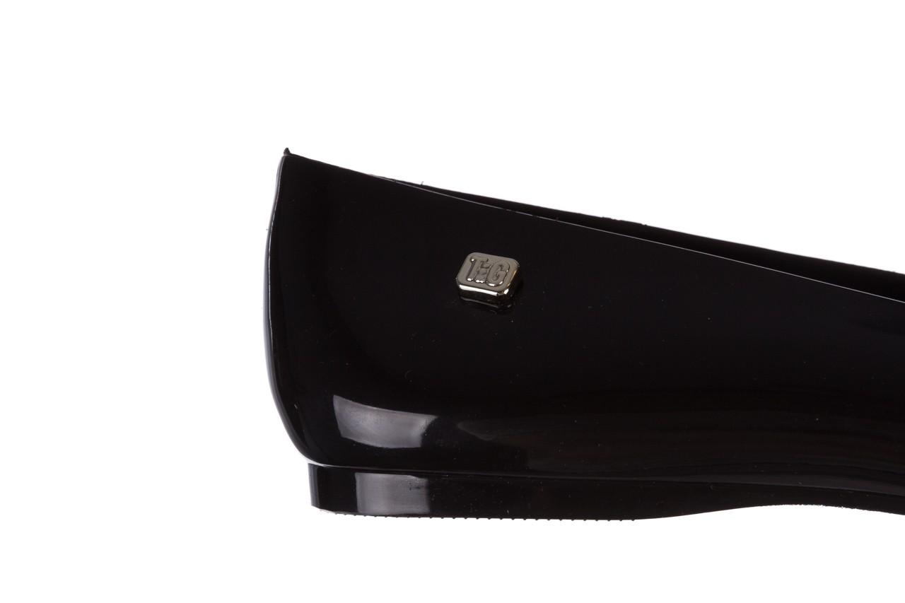 Baleriny t&g fashion 22-1448846 black, czarny, guma - tg - nasze marki 13