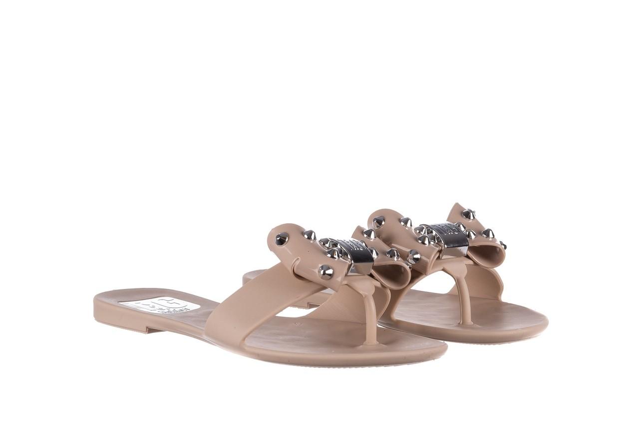 Klapki t&g fashion 22-1348679 nude, beż, guma - tg - nasze marki 8