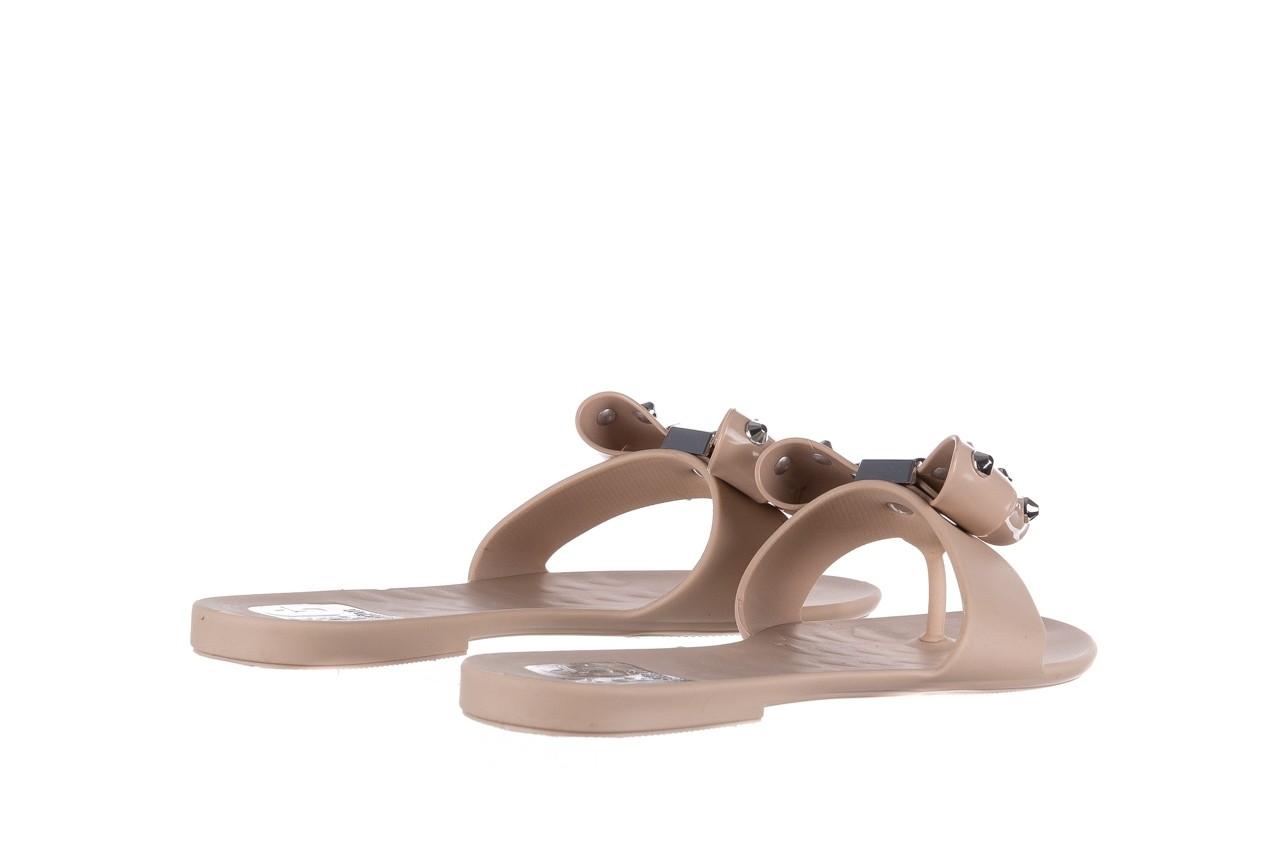 Klapki t&g fashion 22-1348679 nude, beż, guma - tg - nasze marki 10