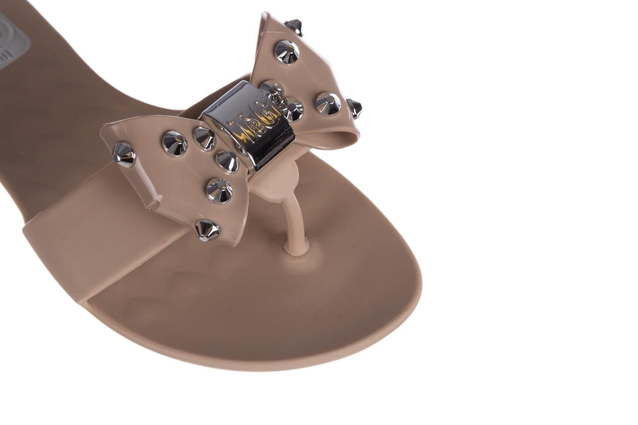Klapki t&g fashion 22-1348679 nude, beż, guma - tg - nasze marki 12