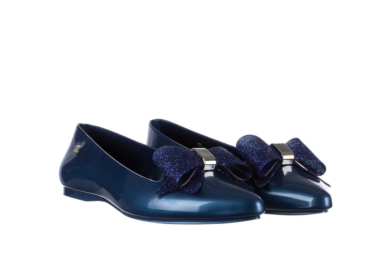 Baleriny t&g fashion 22-1448315 azul nautico, niebieski, guma - baleriny - dla niej  - sale 8