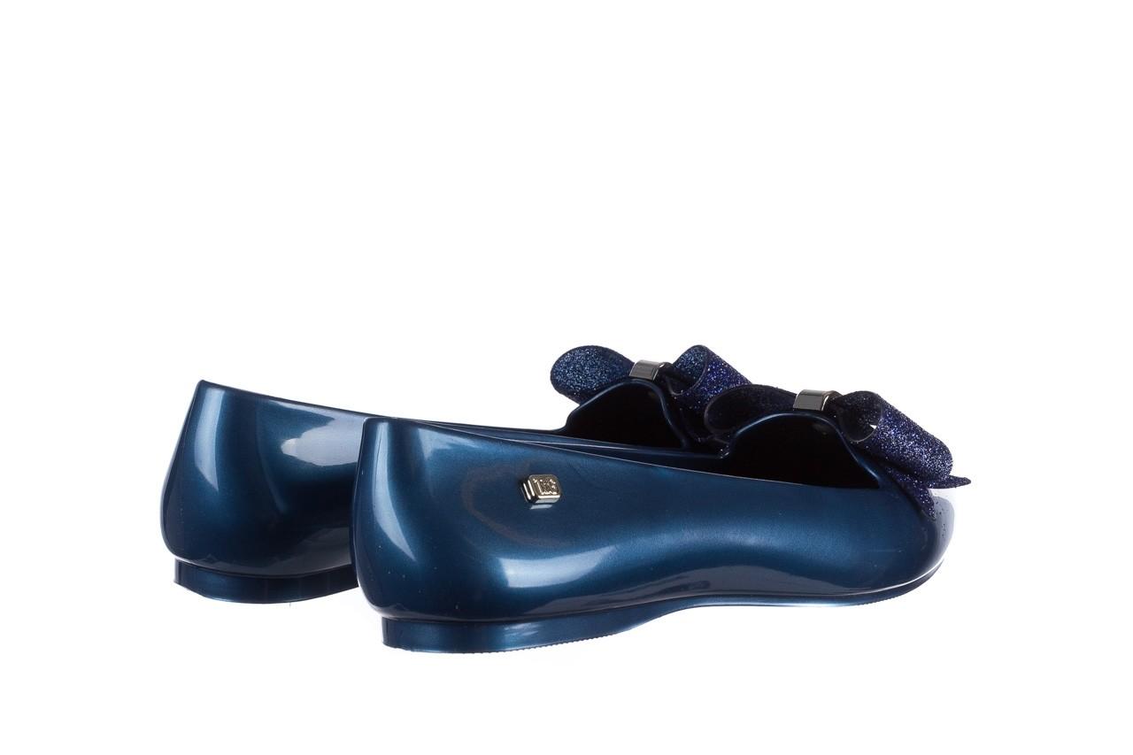 Baleriny t&g fashion 22-1448315 azul nautico, niebieski, guma - baleriny - dla niej  - sale 10